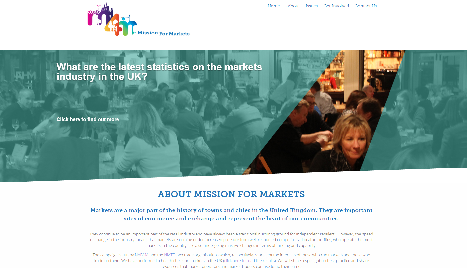 Mission 4 Markets